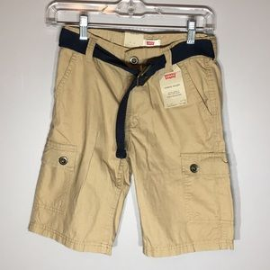 2/$20 Boys Levi's Cargo Shorts Bundle